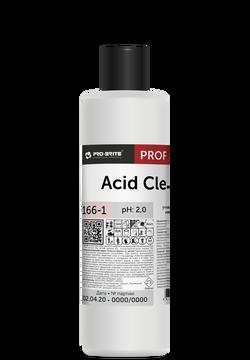 Acid Cleaner универсальный пенный моющий концентрат 1л
