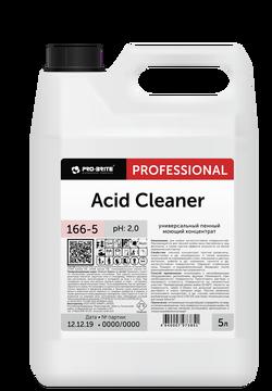 Acid Cleaner универсальный пенный моющий концентрат 5л