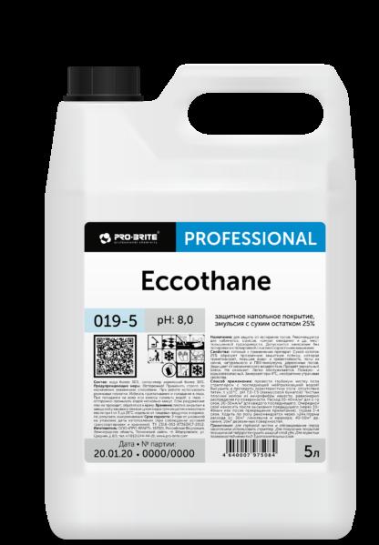 Eccothane защитное напольное покрытие, дисперсия с сухим остатком 25% 5л