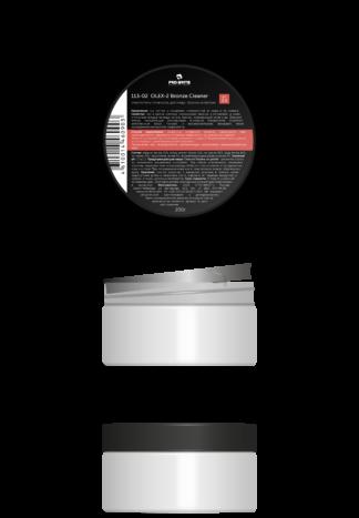 Olex-2 Bronze Cleaner очиститель-полироль для меди, бронзы и латуни 0,2кг