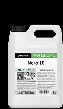 Nero 10 универсальный пенный моющий концентрат 5л