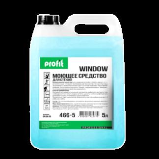 PROFIT WINDOW Профессиональные моющие средства для стёкол и зеркал 5л