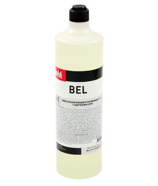 PROFIT BEL Дезинфицирующий чистящий гель с отбеливающим эффектом 1л