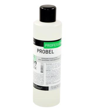 Probel моющий концентрат для удаления гипсовой пыли 1л