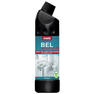 PROFIT BEL Дезинфицирующий чистящий гель с отбеливающим эффектом 0,75л