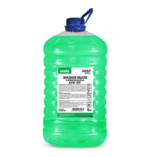PROFIT SOAP apple Жидкое мыло для рук с ароматом зеленого яблока 5л