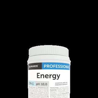 ENERGY Усилитель действия ковровых шампуне 1кг