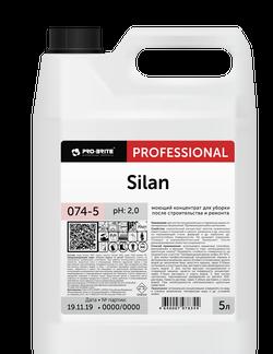 SILAN Концентрат против известковых отложений и ржавчины 5л