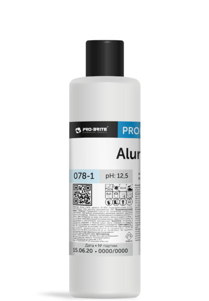 ALUM Средство для мойки и осветления форм и др. оборудования из аллюминия 1л