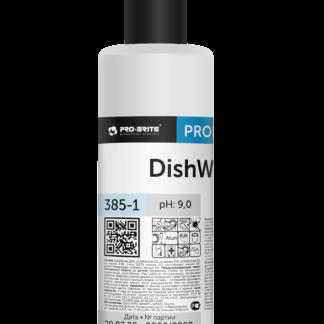 DISHWASH Средство для мойки посуды через проточный дозатор 5л