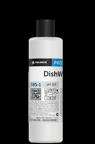 DISHWASH Средство для мойки посуды через проточный дозатор 1л