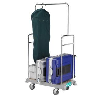 Тележка для перевоза багажа GREEN HOTEL 950