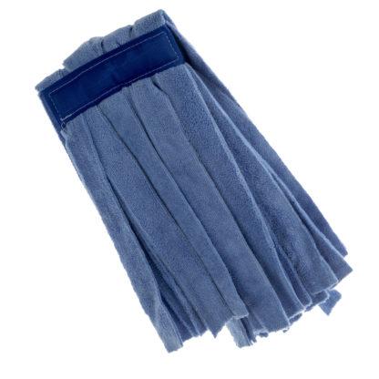 Моп «Кентукки» TTS микрофибра, без прошивки, 250 гр., синий