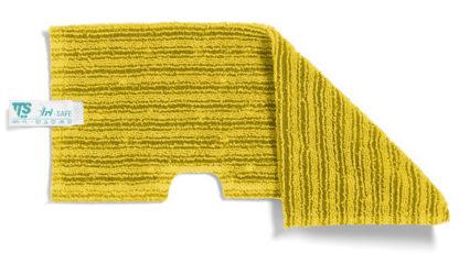 Моп TTS двухсторонний, микрофибра, (желтый)