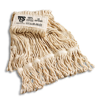 Моп «Кентукки» TTS хлопок, с прошивкой, 450 гр., петли