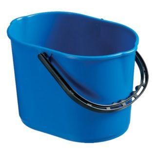 Ведро TTS PIT, 12 л., синее