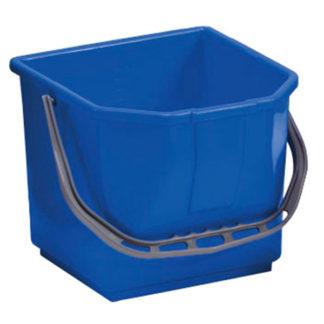 Ведро TTS Moplen, 15 л., синее