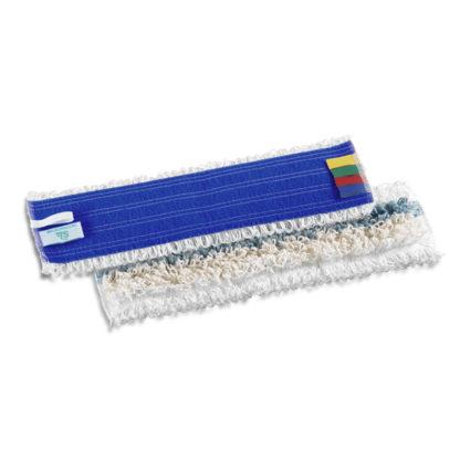Моп TTS трио с липучками, 40х13 с цветными этикетками