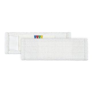 Моп TTS Soft Pro, с кармашками, микрофибра, 40 см., белый