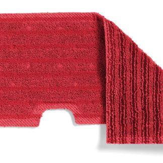 Моп TTS двухсторонний, микрофибра,для гладких и негладких поверхностей (красный - синий)