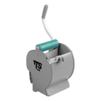 Отжим для уборочных тележек TTS DRY, роликовый, серый