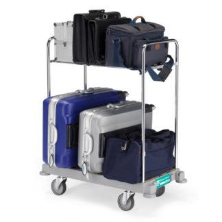 Тележка для перевоза багажа GREEN HOTEL 955