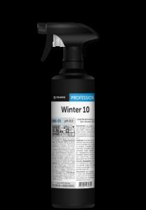 WINTER 10 средство для мойки стёкол при температурах не ниже -10°С 0,5л