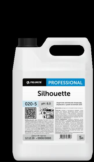 SILHOUETTE защитное напольное покрытие, дисперсия с сухим остатком 25% 5л