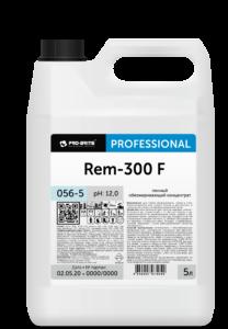 REM-300 F средство для мойки в ремонтных и технических зонах, на профессиональной кухне 5л