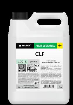 CLF антисептик на основе изопропанола и ЧАС 5л