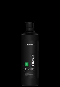 OLEX-1 Stainless Steel Cleaner полироль для нержавеющей стали 0,5л