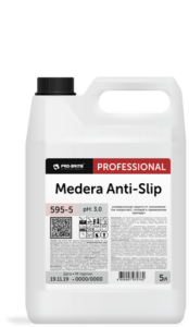 MEDERA Anti-Slip средство для обработки поверхностей против скольжения, 5л