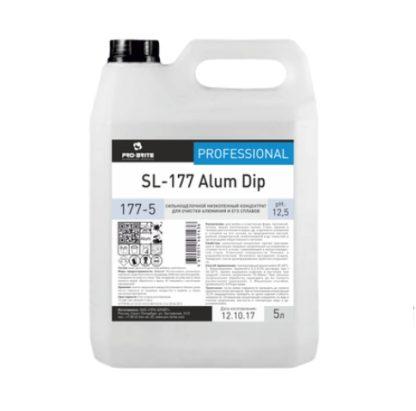 SL-177 Alum Dip средство для мойки и осветления форм из аллюминия 5л